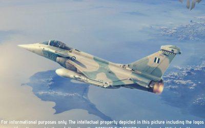 Rafale – Πολλαπλασιαστής Ισχύος της Ελληνικής  Πολεμικής Αεροπορίας και του Ενιαίου Αμυντικού Δόγματος | Infographics