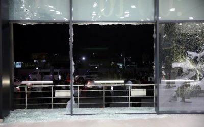 Ένας νεκρός και πέντε τραυματίες από την επίθεση με ρουκέτες στο αεροδρόμιο της πόλης Αρμπίλ