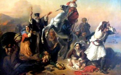 March 30, 1822 | The destruction of Chios and the atrocities of the Ottomans – VIDEO
