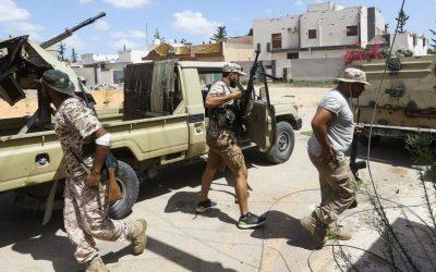 ΥΠΕΞ Αιγύπτου | Απομάκρυνσης ξένων στρατευμάτων από τη Λιβύη