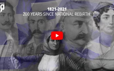 200 Years since the Greek Revolution | A historical timeline​ video