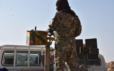 Συρία | Το SDF απέκρουσε ακόμα μια επίθεση των Σύρων υποστηριζόμενων από την Τουρκία – VIDEO
