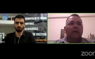 "Podcast | Ιωαννης Μαλιώτης για τα θέματα των Αξιωματικών – ""Εξελίξεις που θα χαροποιήσουν τα μέλη μας"" – VIDEO"