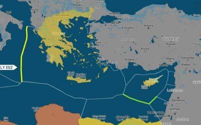 Καμία προοπτική οριοθέτησης ΑΟΖ Αιγύπτου και Τουρκίας, λένε ελληνικές διπλωματικές πηγές