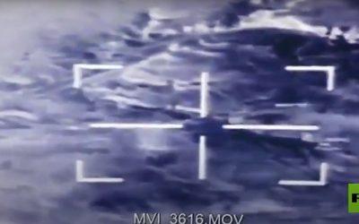Ιρακινά F-16 ισοπέδωσαν βάση τρομοκρατών του Ισλαμικού Κράτους – VIDEO