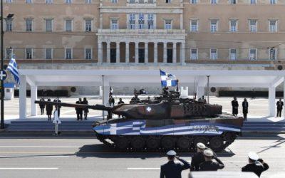 Το ΑΚΕΛ είπε όχι στην αποστολή αγήματος της Ε.Φ στην Ελλάδα για την 25η Μαρτίου
