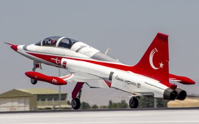 Turkish aircraft crashes near Konya – Photos & VIDEO