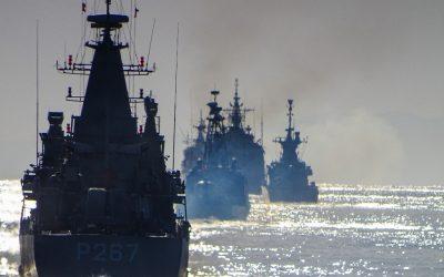 Η συμμετοχή του Πολεμικού Ναυτικού στην «ΗΝΙΟΧΟΣ 21» – Πυρά κατά στόχων επιφανείας και αέρος – Φωτογραφίες & VIDEO