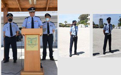 Πενήντα τέσσερα νέα μέλη της Αστυνομίας έτοιμα να προσφέρουν στην κοινωνία