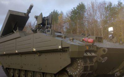 """General Dynamics – MBDA   Νέα έκδοση του """"Αίαντα"""" εξοπλισμένη με αντιαρματικούς πυραύλους Brimstone"""
