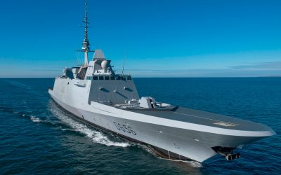 "Naval Group | Delivery of the FREMM DA ""Alsace"" frigate to the French Navy – VIDEO"