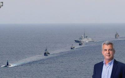 Podcast | Ανάγκη εκσυγχρονισμού και κοινό εξοπλιστικό πρόγραμμα Ελλάδας και Κύπρου – VIDEO