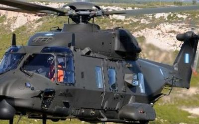 ΝΗ-90   Μετά τις υπογραφές, ανοίγει ο δρόμος για τα ελικόπτερα της Αεροπορίας Στρατού