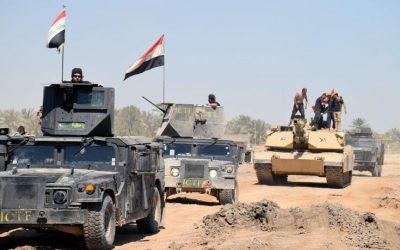 Τρεις ρουκέτες έπληξαν το διεθνές αεροδρόμιο της Βαγδάτης, όπου βρίσκονται στρατιωτικοί των ΗΠΑ