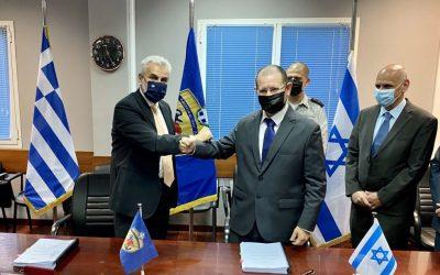 Υπογράφηκε στην ΓΔΑΕΕ η σύμβαση με την ισραηλινη SIBAT για την αεροπορική εκπαίδευση μέσω ELBIT Systems