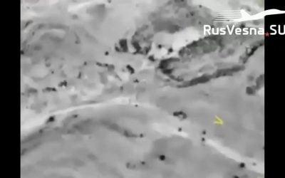 Συρία | Ρωσικά αεροσκάφη, εξολόθρευσαν 200 μαχητές υποστηρίζει το Υπουργείο Άμυνας – VIDEO