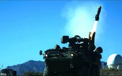 Ο αμερικανικός στρατός έστειλε το πρώτο Stryker A1 IM-SHORAD στη Γερμανία – VIDEO