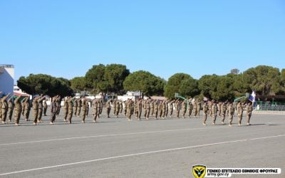 National Guard | Graduation Ceremony of 158 Professional Soldiers – Photos