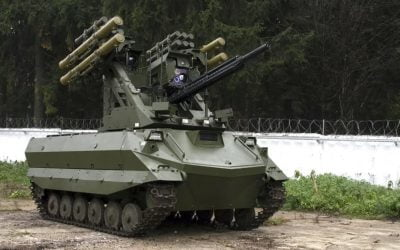 20 Αυτόνομα Οχήματα Μάχης URAN-9 για τις Ρωσικές Ένοπλες Δυνάμεις | Βίντεο