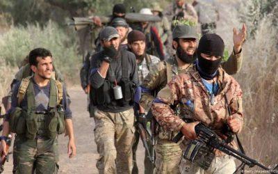 Συρία | Νέες επιθέσεις μαχητών που υποστηρίζονται από την Τουρκία κατά του Συριακού Στρατού – Φωτογραφία