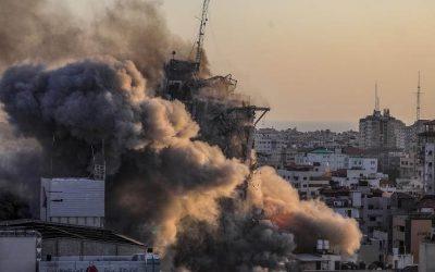 Ισραήλ – Λωρίδα της Γάζας | Απολογισμός θυμάτων – Infographics