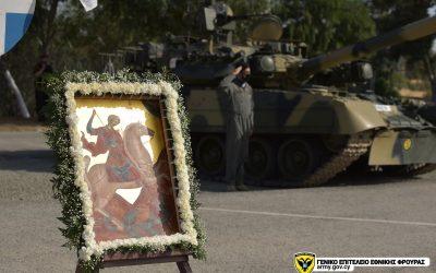 """Ζερβάκης   """"Και πάλι στις Εθνικές επάλξεις, να αντιμετωπίζουμε τις υβριδικές ενέργειες της Τουρκίας"""" – Φωτογραφίες"""