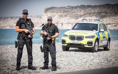 SBA | Παραλαβή 6 θωρακισμένων BMW για τις ανάγκες αστυνόμευσης – VIDEO &  Φωτογραφίες