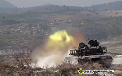 Εθνική Φρουρά   Χρόνια πολλά στον Στρατό Ξηράς με βίντεο γεμάτο δράση – VIDEO
