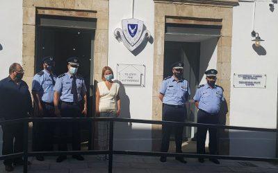 Λεμεσός   Nέος Αστυνομικός Σταθμός στην οδό Ανεξαρτησίας – Φωτογραφία