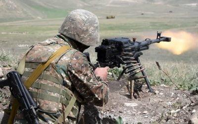 Αρμενία | Νέες προστριβές με το Αζερμπαϊτζάν – Μπήκαν στο έδαφος της Αρμενιας – ΧΑΡΤΗΣ
