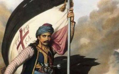 """Μάχη των Δολιανών   Η μέρα όπου ο Νικήτας Σταματελόπουλος μένει στην Ιστορία ως Νικηταράς ο """"Τουρκοφάγος"""""""