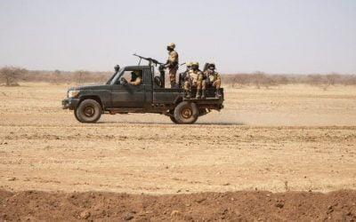 Δεκάδες νεκροί σε επίθεση τζιχαντιστών στο Κοντιέλ της ανατολικής Μπουρκίνα Φάσο
