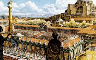 11 Μαΐου 330 μ. Χ | Το Βυζάντιο μετονομάζεται σε Νέα Ρώμη και γίνεται πρωτεύουσα της Ρωμαϊκής Αυτοκρατορίας