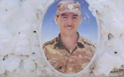 28 Μαΐου 1988   Τούρκος υπαξιωματικός δολοφονεί τον άοπλο εθνοφρουρό Χαράλαμπο Χαραλάμπους