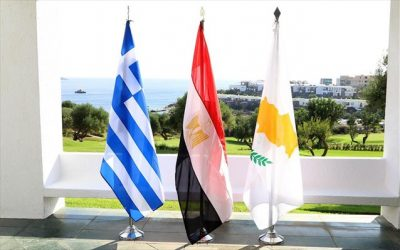 Tripartite meeting of the Defence Ministers of Cyprus-Greece-Egypt to be held tomorrow in Nicosia