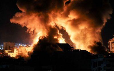Ισραήλ – Γάζα | Όγδοη μέρα εχθροπραξιών με ρουκέτες από τον Λίβανο – Όλες οι εξελίξεις