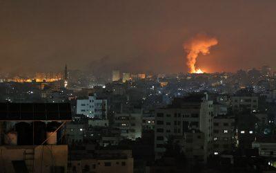 Το Ισραήλ συνεχίζει τον βομβαρδισμό της Γάζας, περισσότεροι από 100 νεκροί μέχρι στιγμής – VIDEO