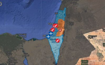 Israel – Gaza | All the developments of the hostilities – Dead, wounded and escalation of tensions – MAP