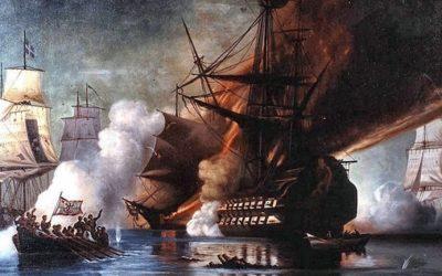 27 Μαΐου 1821   Η Ναυμαχία της Ερεσού – Το πρώτο μεγάλο ναυτικό κατόρθωμα του '21