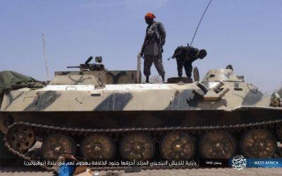 Νιγηρία | Μεγαλώνει ξανά το ΙΚ – Ο στρατός υπέστη βαριές απώλειες σε εξοπλισμούς και προσωπικό – Φωτογραφίες