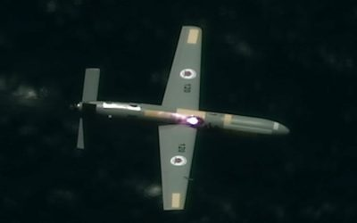 Israel | Laser system intercepts UAVs and airborne threats at only a few dollars cost – VIDEO