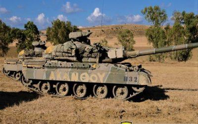 «ΝΙΚΗΤΗΣ-ΔΗΜΗΤΡΑ -2021»   Διεξάγεται σε όλη την ελεύθερη Κύπρο με το σύνολο του προσωπικού της Εθνικής Φρουράς