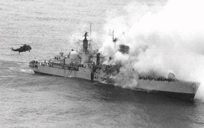 14 Ιουνίου 1982 | Τελειώνει ο Πόλεμος στα Φώκλαντ με την παράδοση της Αργεντινής