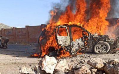 Δώδεκα νεκροί από βομβαρδισμούς στην Ιντλίμπ – Μαχητές της HTS ανάμεσα τους – VIDEO