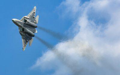 Ρωσία | Ανάπτυξη διθέσιων μαχητικών πέμπτης γενιάς Su-57 για την εξαγωγική έκδοση του αεροσκάφους