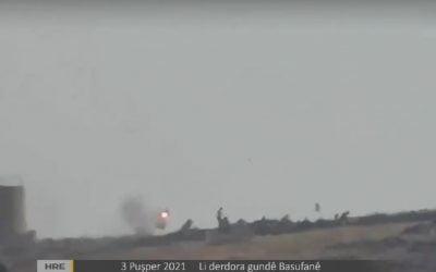 Συρία | Νέα επίθεση με αντιαρματικό πύραυλο κατά Σύρων μισθοφόρων της Τουρκίας – VIDEO