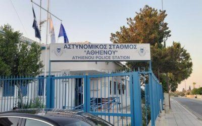 Οδηγίες για αναβάθμιση του Αστυνομικού Σταθμού Αθηένου, έδωσε ο Αρχηγός Αστυνομίας