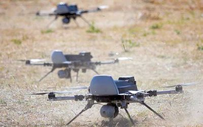 Autonomous drones mark a new warfare era – UN says they have been used in Libya – VIDEO