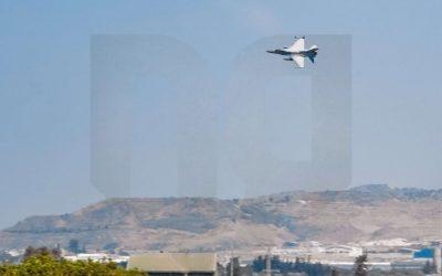16 Ιουνίου 1998 | Ελληνικά μαχητικά προσγειώνονται για πρώτη φορά στην Πάφο στα πλαίσια του ΔΕΑΧ