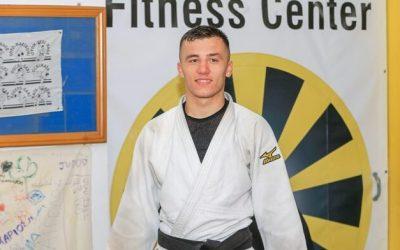 National guard judo champion George Balarjasshvili in Hungary to make Cyprus proud – VIDEO